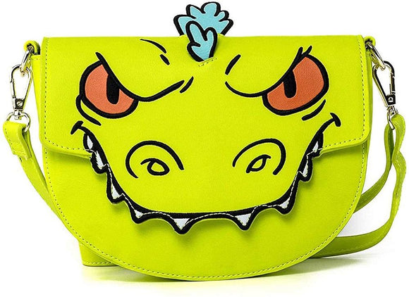 Loungefly x Nickelodeon Rugrats Reptar Crossbody Bag