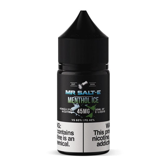 Mr. Salt-E E-Liquid 30ML - Menthol Ice