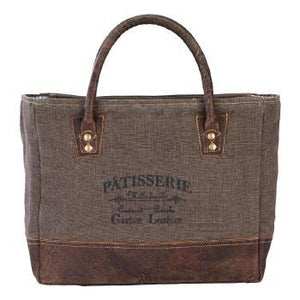 Patisserie Leather Bag By Clea Ray