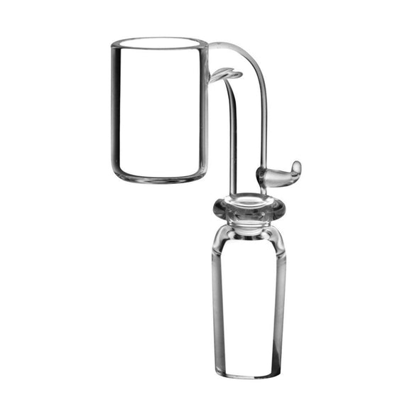 QuartzBanger - eNail 20mm 14m Male 90 Degree Bucket