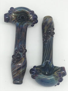 Unclefish Glass Deep Layered Fume Pipe