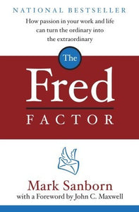 The Fred Factor - Autographed Copy