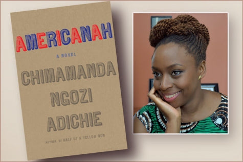 Our new book of the month – Americanah by Chimimanda Ngozi Adichie
