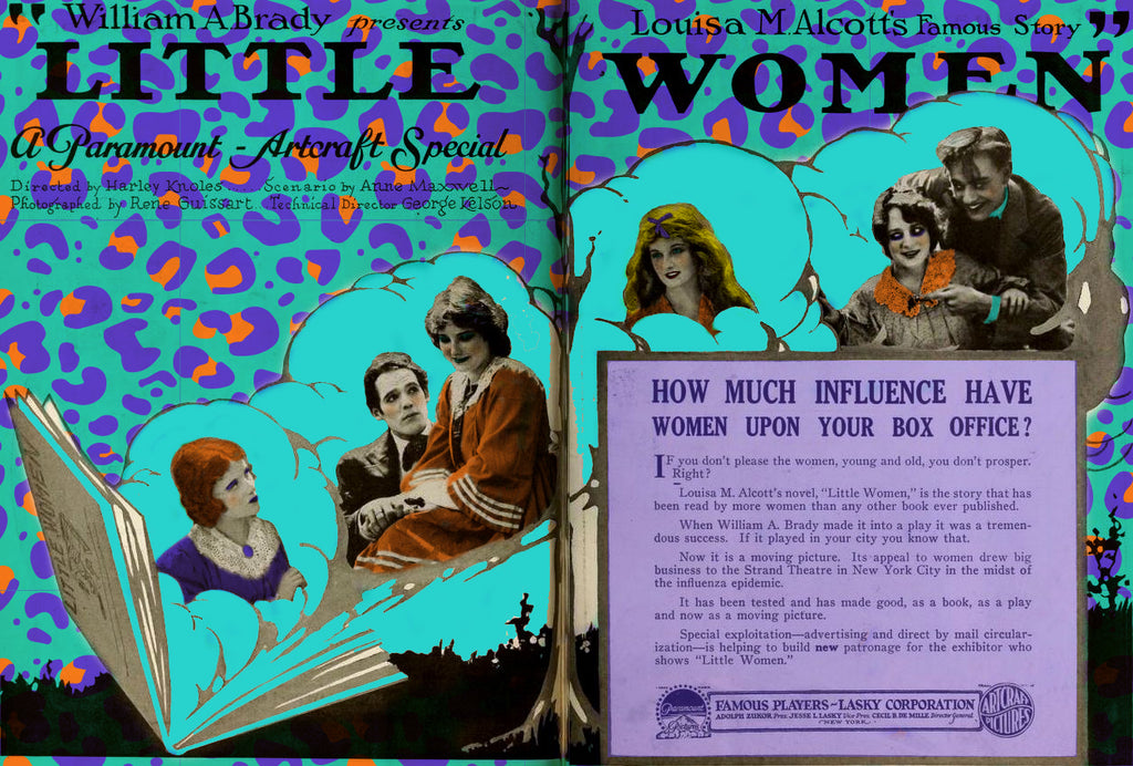 Book Club Discussions – If the characters in Little Women were replaced with the Kardashians