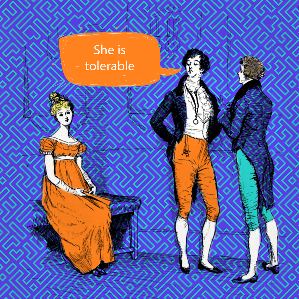 Book Club Discussions – If Pride and Prejudice were a Taylor Swift Song