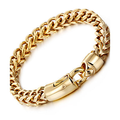 GL Wheat Chain Bracelet - Urban Jewellers