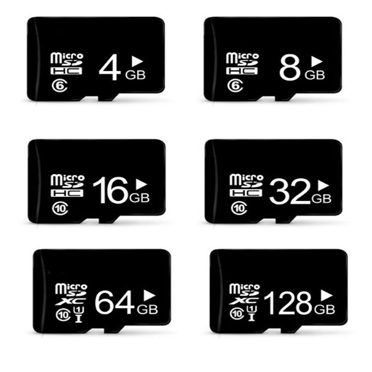 Micro & Mini SD Memory Card for Phones, Tablets, Baby & Security Cams, Cameras, Game Consoles