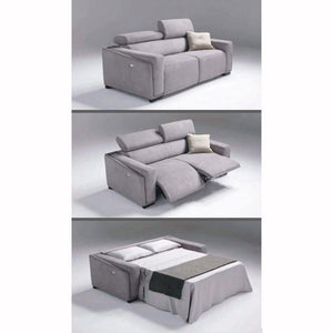 Abigail Sofa Sleeper with Electric Recline