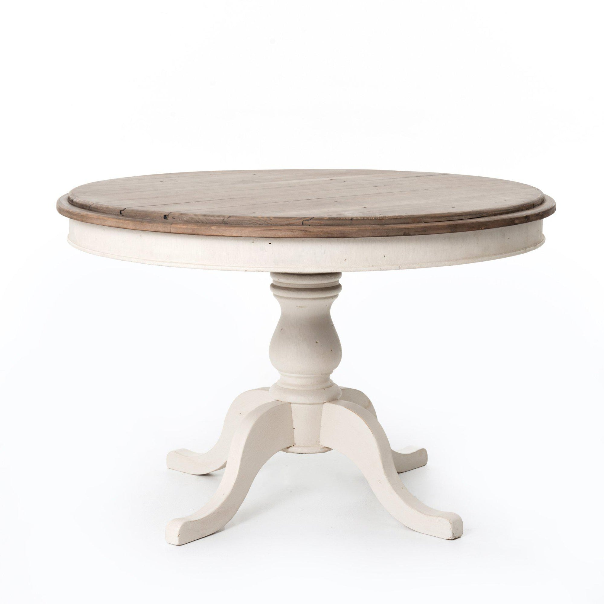 Crocker Round Dining Table