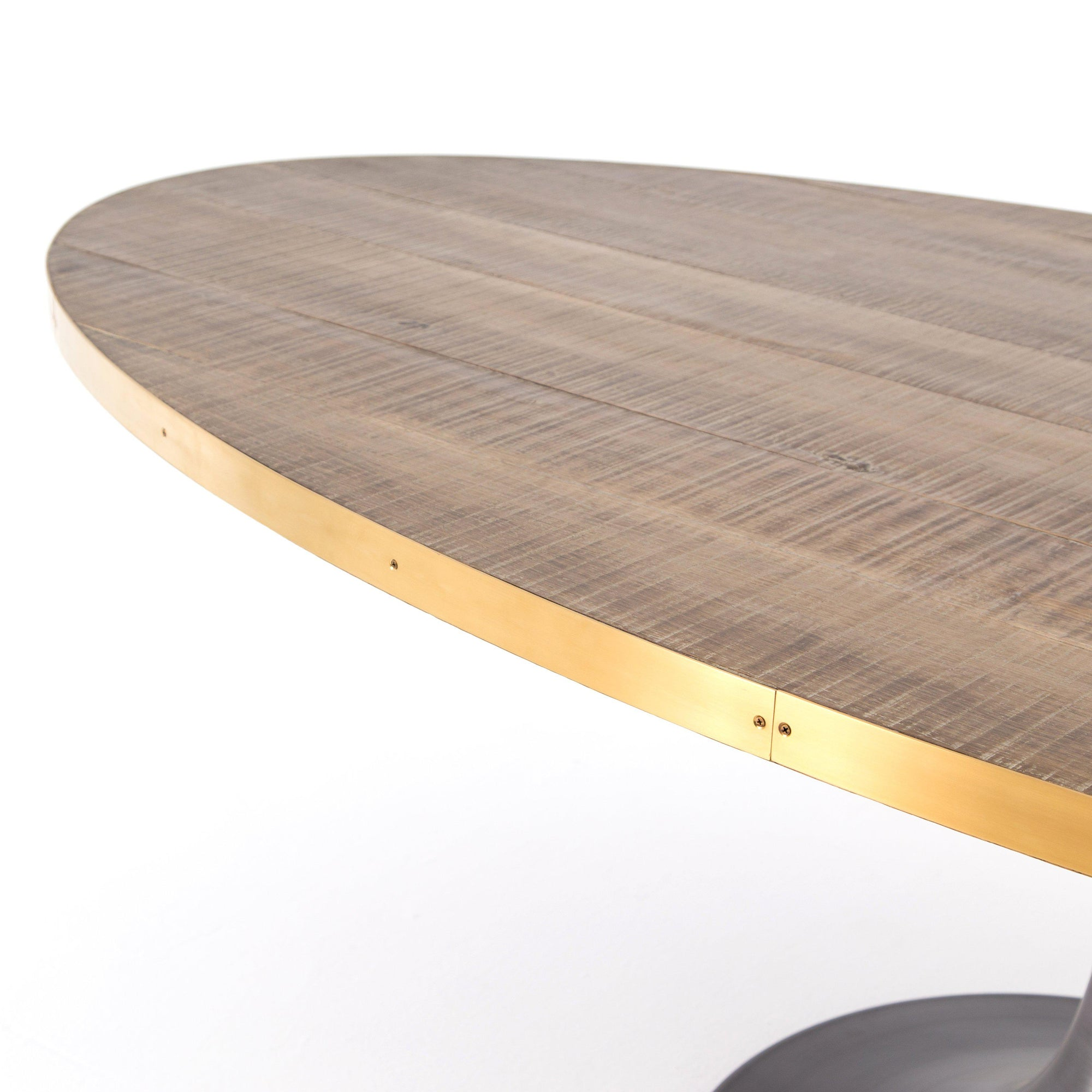 Evanston Oval Dining Table