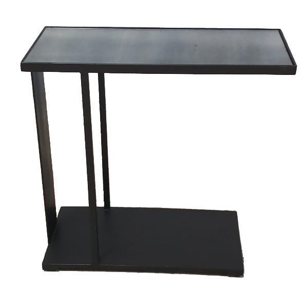 Portland Accent Table - black