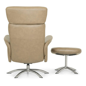 Q Chair with ottoman