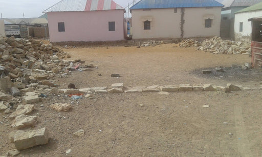 Dhul iib ah ( land plot for sale) Garowe- Waberi