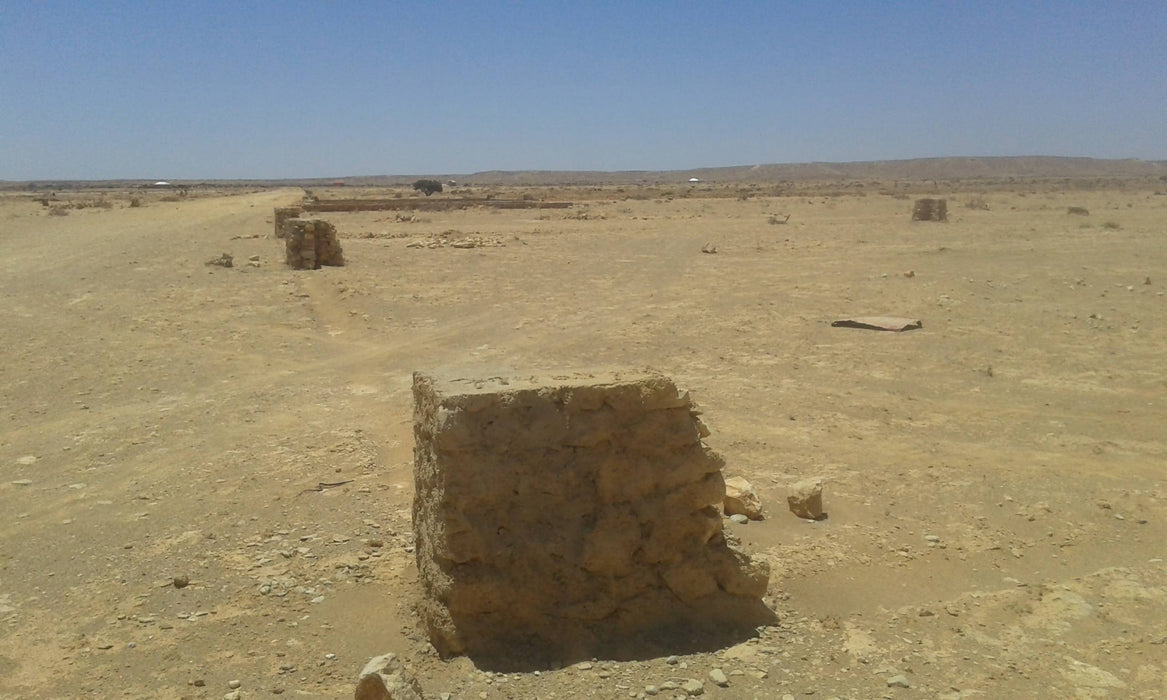 Dhul ii ah ( landplot for sell) Garowe- 1 August