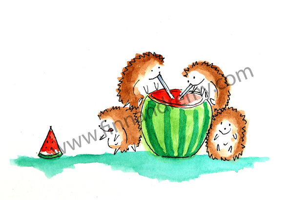 Watermelon 'Hogs