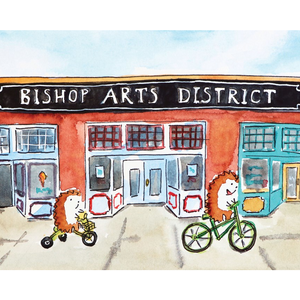 Bishop Arts District