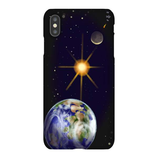 Sun and Moon Phone Case