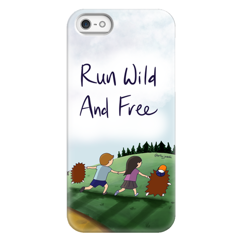 Run Wild Phone Case
