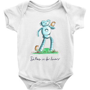 Dallas is for Lovers Onesie