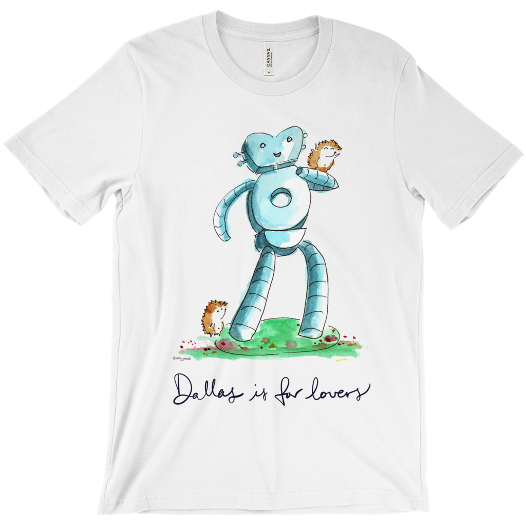 Dallas Lovers T-Shirt (Unisex)