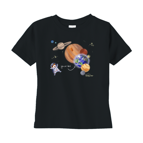 Solar System T-Shirt (Toddler)