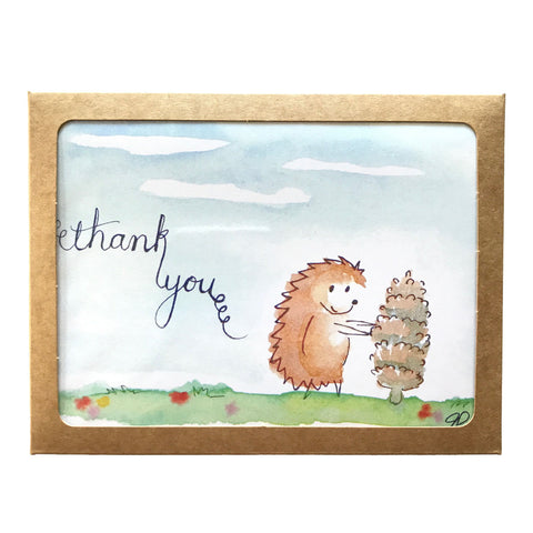 Pinecone 'Hog, Thank You, Box