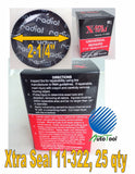 Xtra Seal 11-322 Medium Round Universal Repair Radial Tire Patch 25 pc 2-1/4""