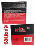 Xtra Seal Universal Combination Tire Plug Patch Repair 31# 13-381