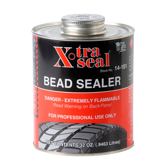 XTRA SEAL BEAD SEALER 14-101 MADE IN USA 32 Oz Can