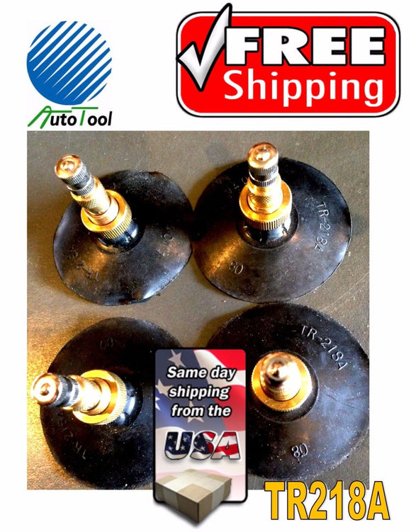 (4) OTR Air-liquid valve TR218A for tubes