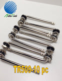 Tire Valve Stems Truck Drop Center Aluminum Wheel TR509 / TR-509 10 qty.