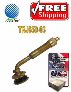 TRJ650-03 OTR Large Bore Off Road Air-Liquid Valve