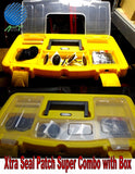 Xtra Seal/Autotool Tire Repair Complete BOX Combi Kit Tire Repair combo starter