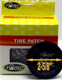 (120) pc Large Medium Small Round USA Style Universal Radial Tire Patch COMBO