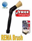 Rema Tire Changer Mounting Lube Brush Angled Head