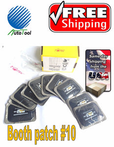 Dual-Cure-Square-Booth-Radial-Tire-Repair-Patch-2-1-2-034-x-3-1-2-034-Box-of-10-TAITEC  Dual-Cure-Square-Booth-Radial-Tire-Repair-Patch-2-1-2-034-x-3-1-2-034-Box-of-10-TAITEC