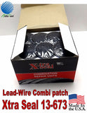 Xtra Seal Lead-Wire Medium Combination Tire Plug Patch Repair 31 inc 13-673