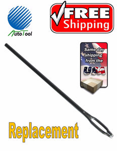 "PROFESSIONAL TIRE PLUG PROBE NEEDLE REPLACEMENT REPAIR KIT HEAVY DUTY 5"" LONG"