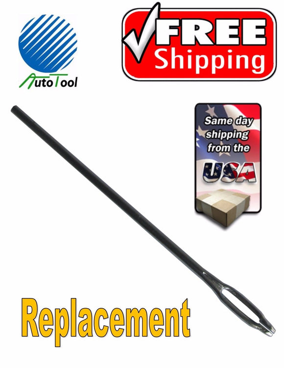 PROFESSIONAL TIRE PLUG PROBE NEEDLE REPLACEMENT REPAIR KIT HEAVY DUTY 5