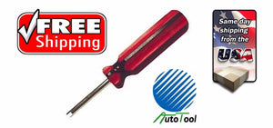 DELUXE VALVE STEM CORE REMOVER TIRE REPAIR TOOL CAR TRUCK TUBE INSTALLER