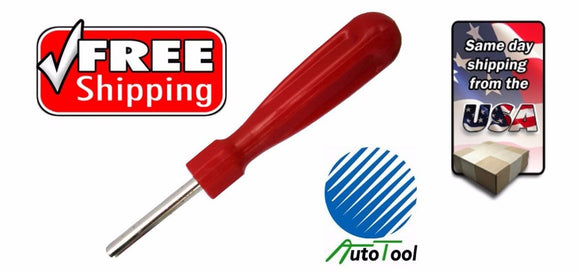 VALVE STEM CORE REMOVER TIRE REPAIR TOOL CAR TRUCK TUBE INSTALLER