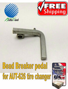 Autotool Tire Changer Pedal Bar for Bead Breaker valve operation 626 or 503