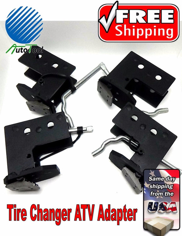 TIRE CHANGER Extensions Motorcycle ATV Adapter for clamps TC-ATV-A