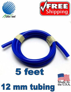 Tubing 12MM air line for Corghi Atlas Quick Connect Hose Tire Changer 5-FT Long
