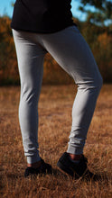 Load image into Gallery viewer, KB Devon Pants in Heather Grey