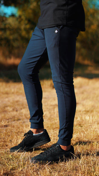 KB Devon Pants in Navy
