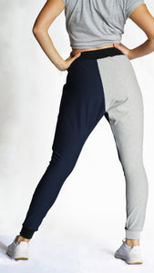 KB Girls Koselig Pants in Navy-Grey
