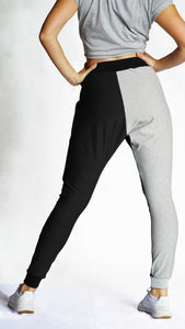KB Girls Koselig Pants in Black-Grey
