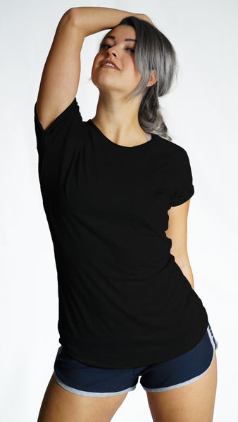KB Girls Original Tee in Black
