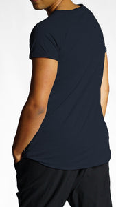 KB Essential Tee in Navy